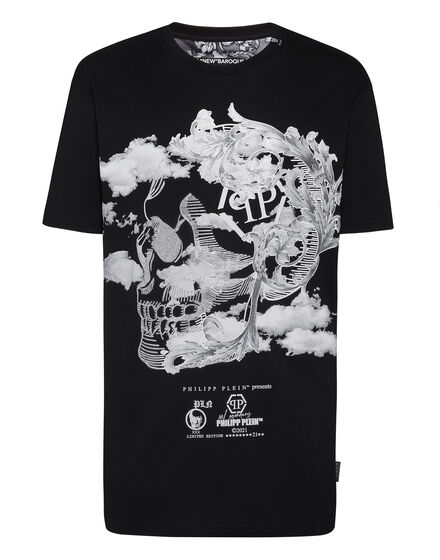 T-shirt Round Neck SS New Baroque