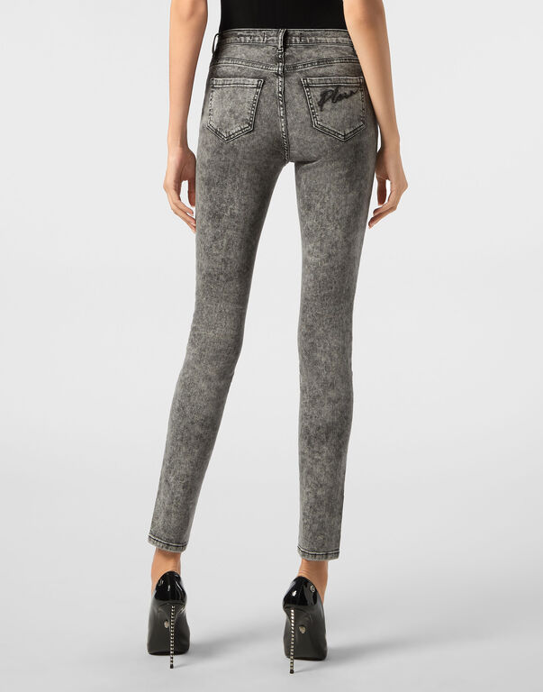 High Waist Jegging Monogram