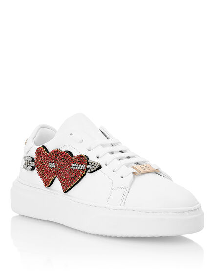 Lo-Top Sneakers Love Plein