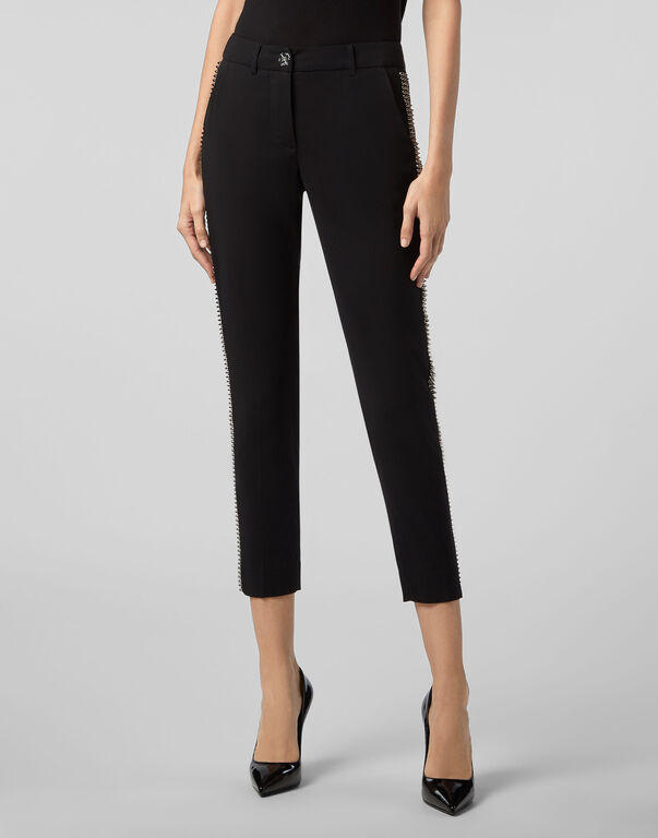 Trousers Tailored Fit Studs