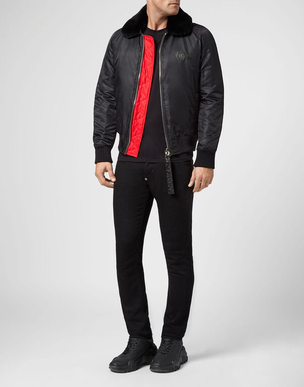 Nylon Jacket Statement