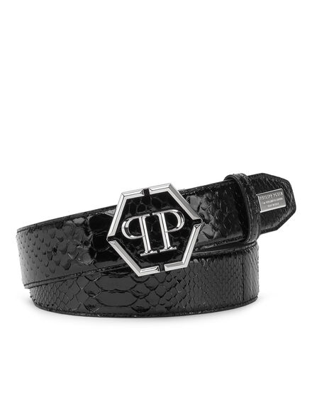 Belt Shiny Python Luxury