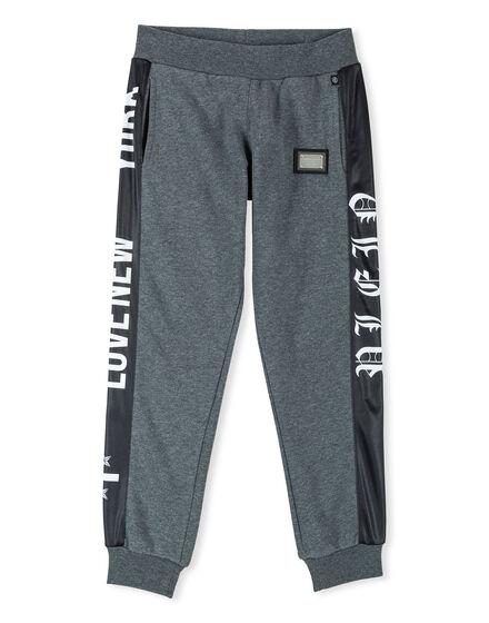 Jogging Trousers Grey Bosse