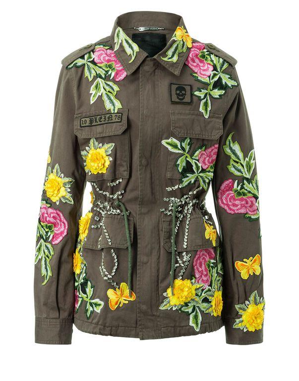 "Denim Jacket ""Costance"""