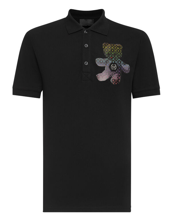 Polo shirt SS Teddy Bear