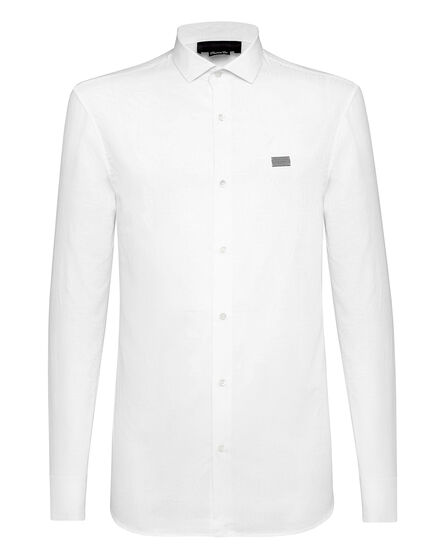 Shirt Platinum Cut LS All over PP