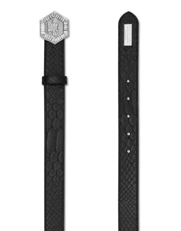 Python Belt Luxury