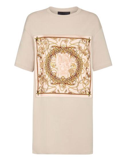 T-shirt Dress New Baroque