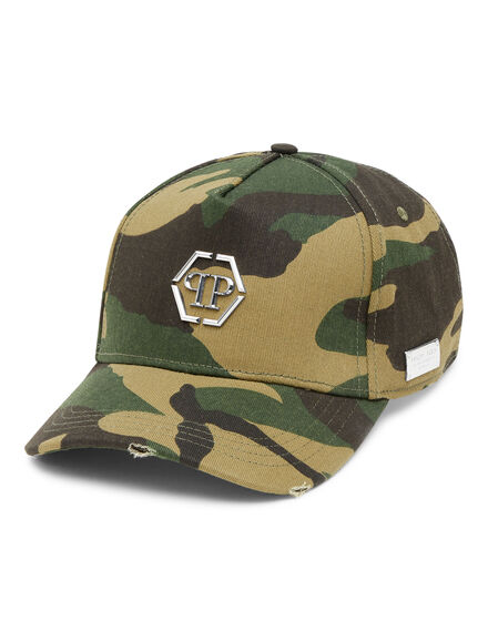 Baseball Cap Camouflage Hexagon