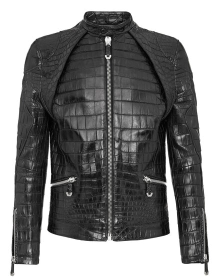 Leather Jacket Simply cocco