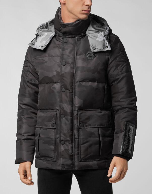 Nylon Jacket Camouflage