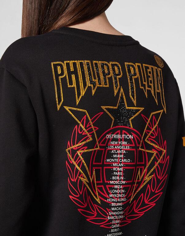 Sweatshirt LS DJ Plein