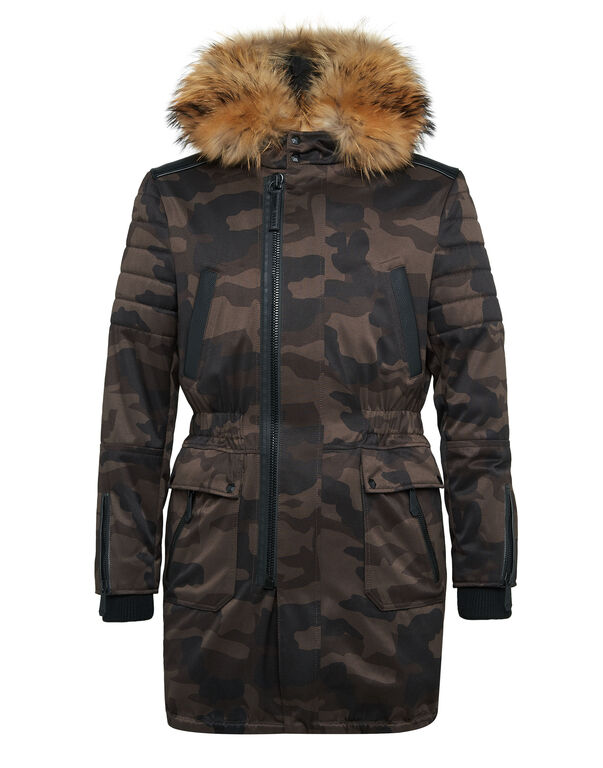 Parka Statement