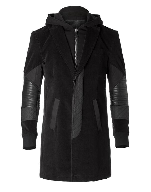 "Coat Long ""New Isaac"""