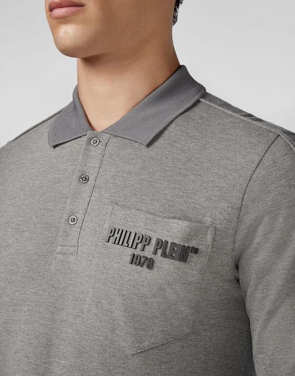 Polo shirt LS Statement