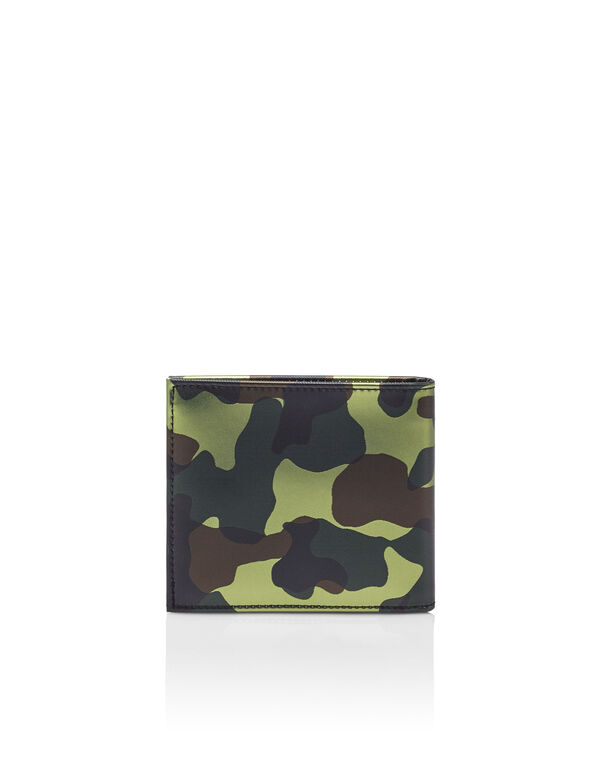 French wallet Camouflage