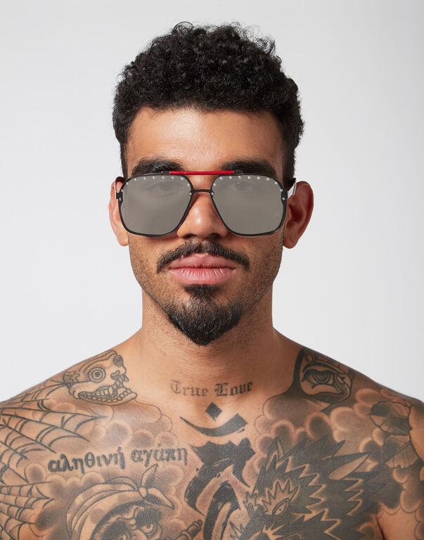 "Sunglasses ""Freedom studded"""
