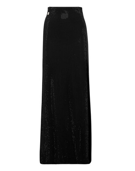Long Skirt Crystal