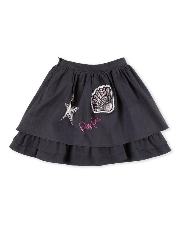 Short Skirt Underwater