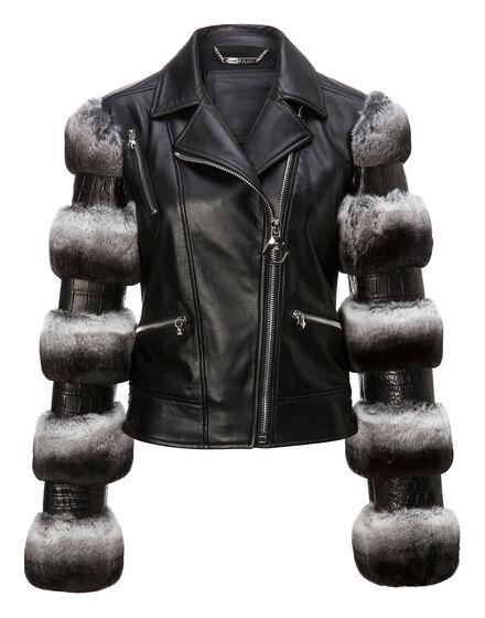 Leather Biker Greene Street
