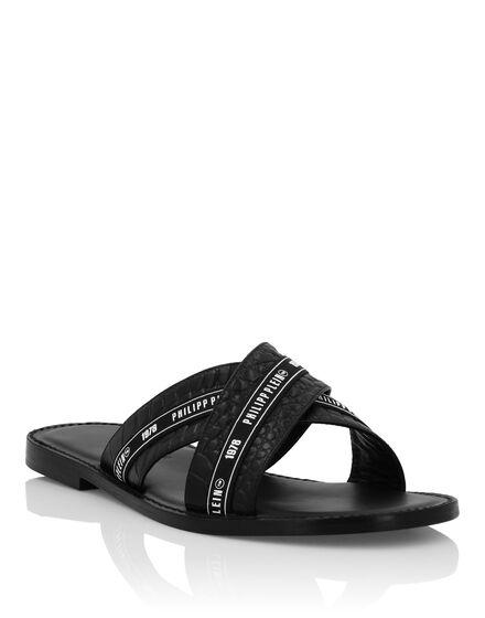 Sandals Flat Stars