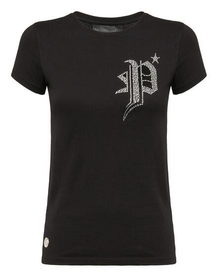 T-shirt Round Neck SS Plein time