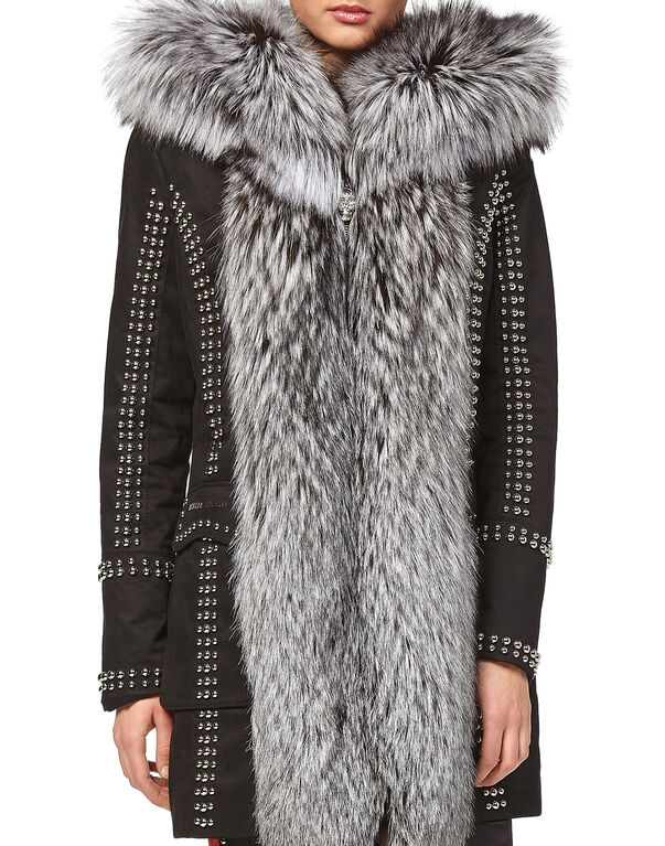 "Parka "" Amazing Fur"""