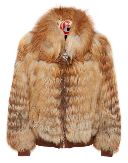 Fur Jacket Luxury