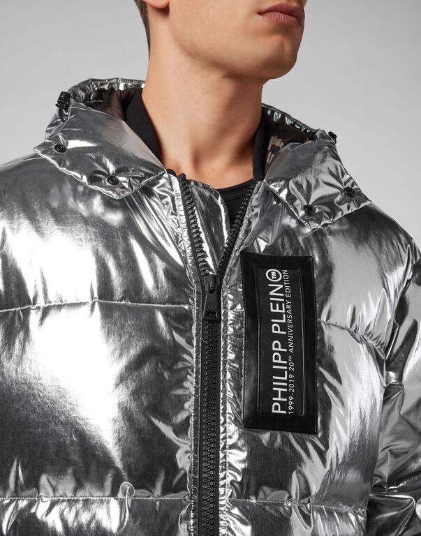 Long Nylon Jacket Anniversary 20th