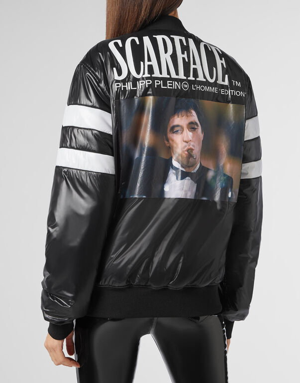 Bomber Scarface