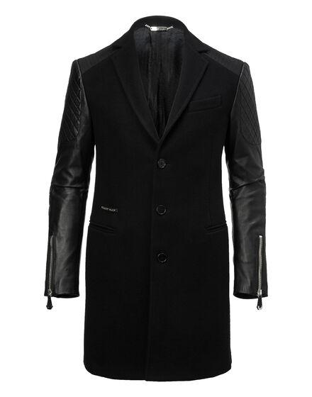 Coat Long Uncontrollable