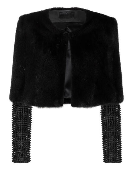 fur jacket go to hell
