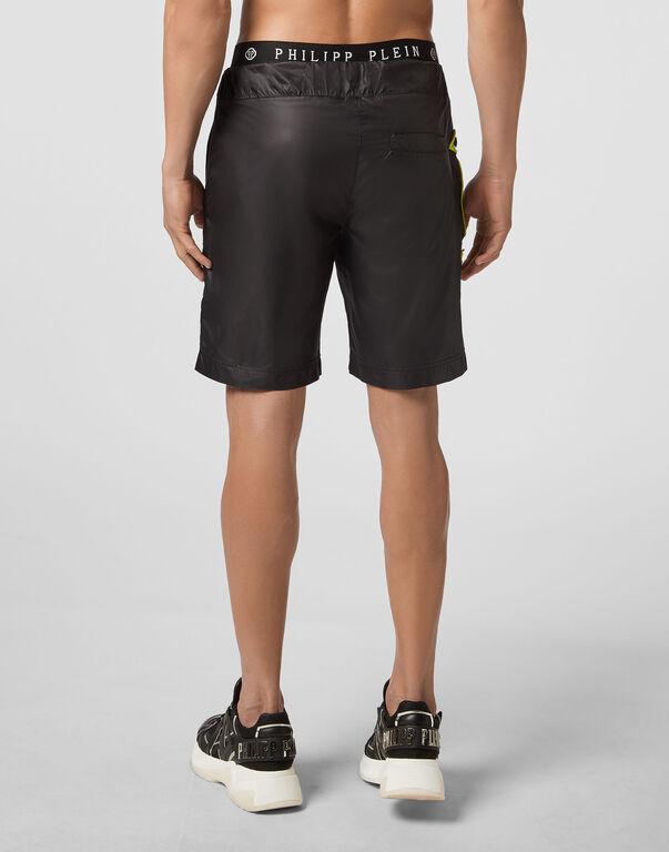 Jogging Shorts Space Plein