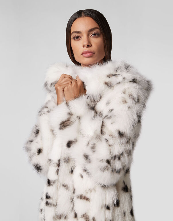 Fur Coat Long