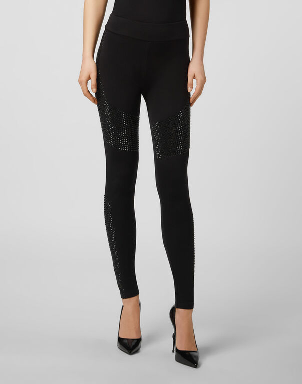 Jogging Leggings Moon Crystal