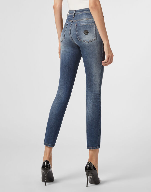 High Waist Jegging Statement