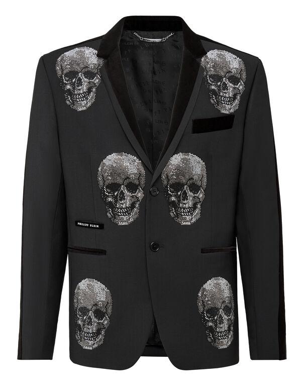 Blazer Skull crystal