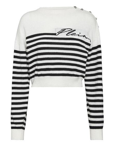 Mariner Cashmere Pullover Round Neck LS