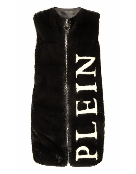 Fur Vest Long Signature