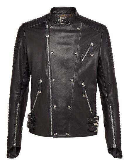 Leather Jacket Antosha