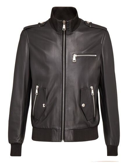 Leather Bomber Survive