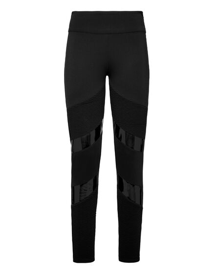 Jogging Biker Leggings Iconic Plein