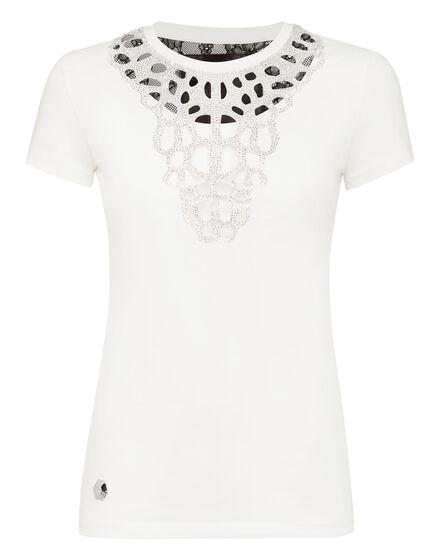 T-shirt Round Neck SS Elegant