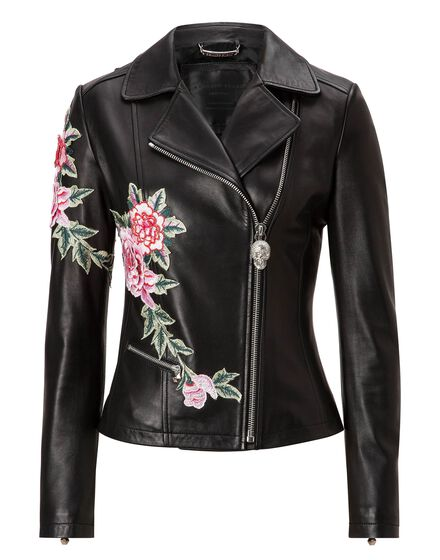 Leather Biker Erickson Magda