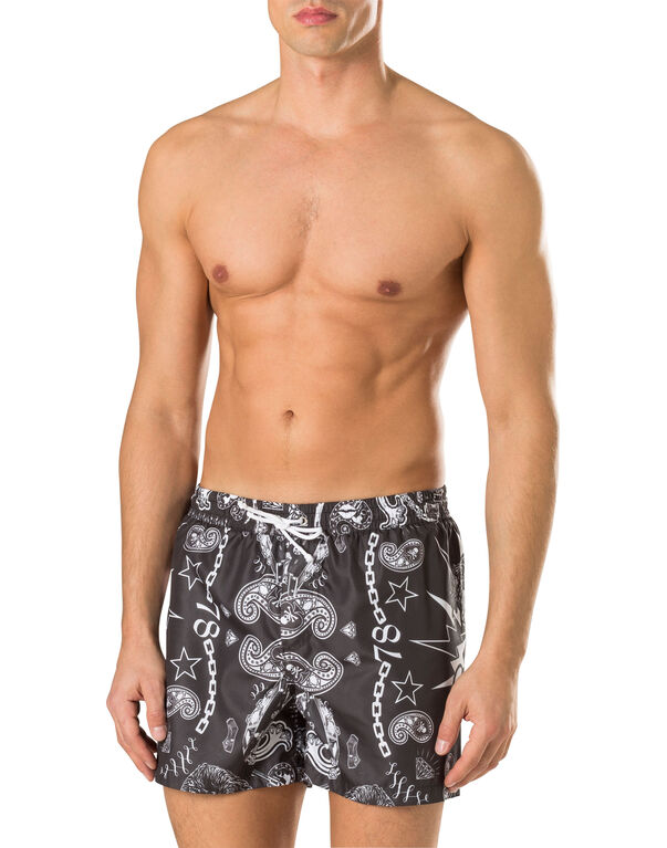 "Beachwear Short Trousers ""Killer"""