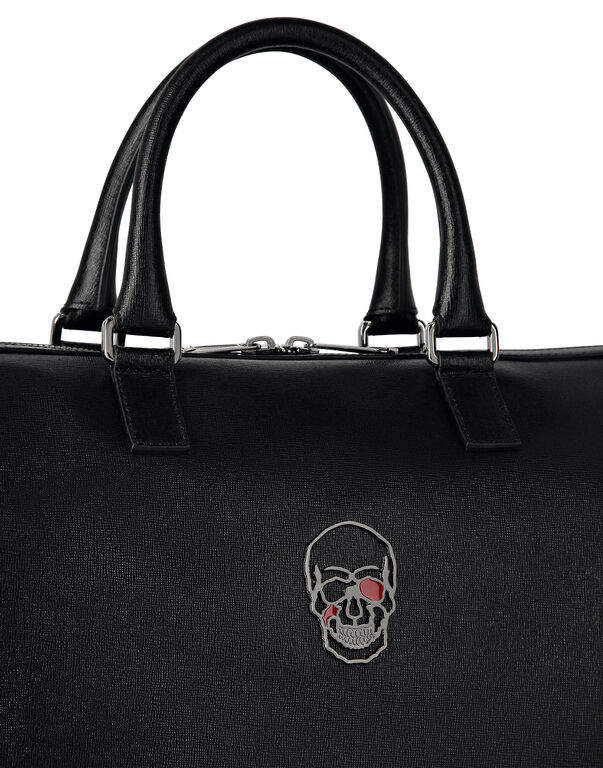 Big Travel Bag Skull