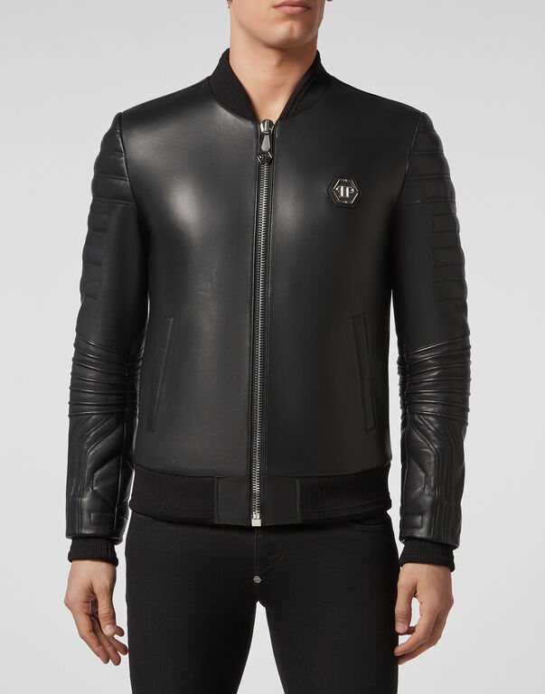 Leather Bomber Anniversary 20th