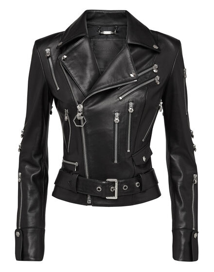 Leather Biker Dark