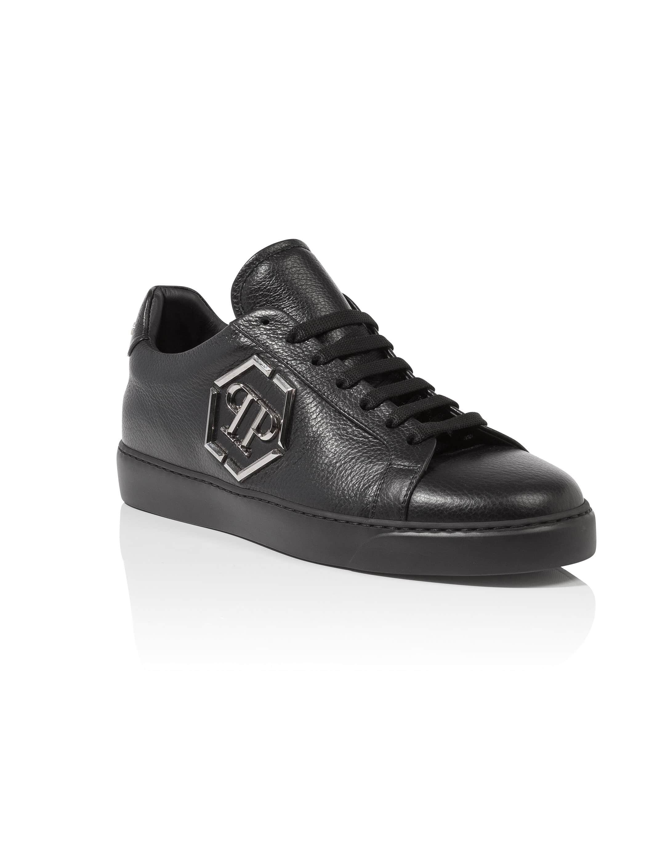 low top sneakers - Black Philipp Plein qo69Tdg