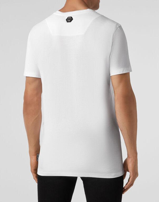 T-shirt Round Neck LS Camouflage